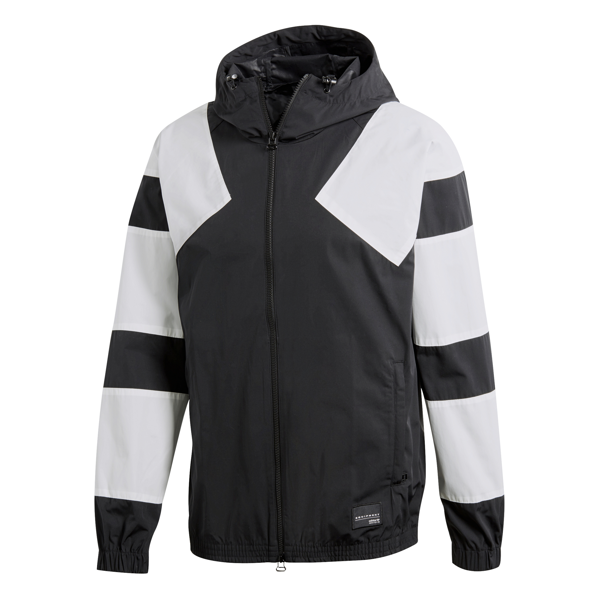 check out f446c a36c4 Adidas Originals EQT Windbreaker