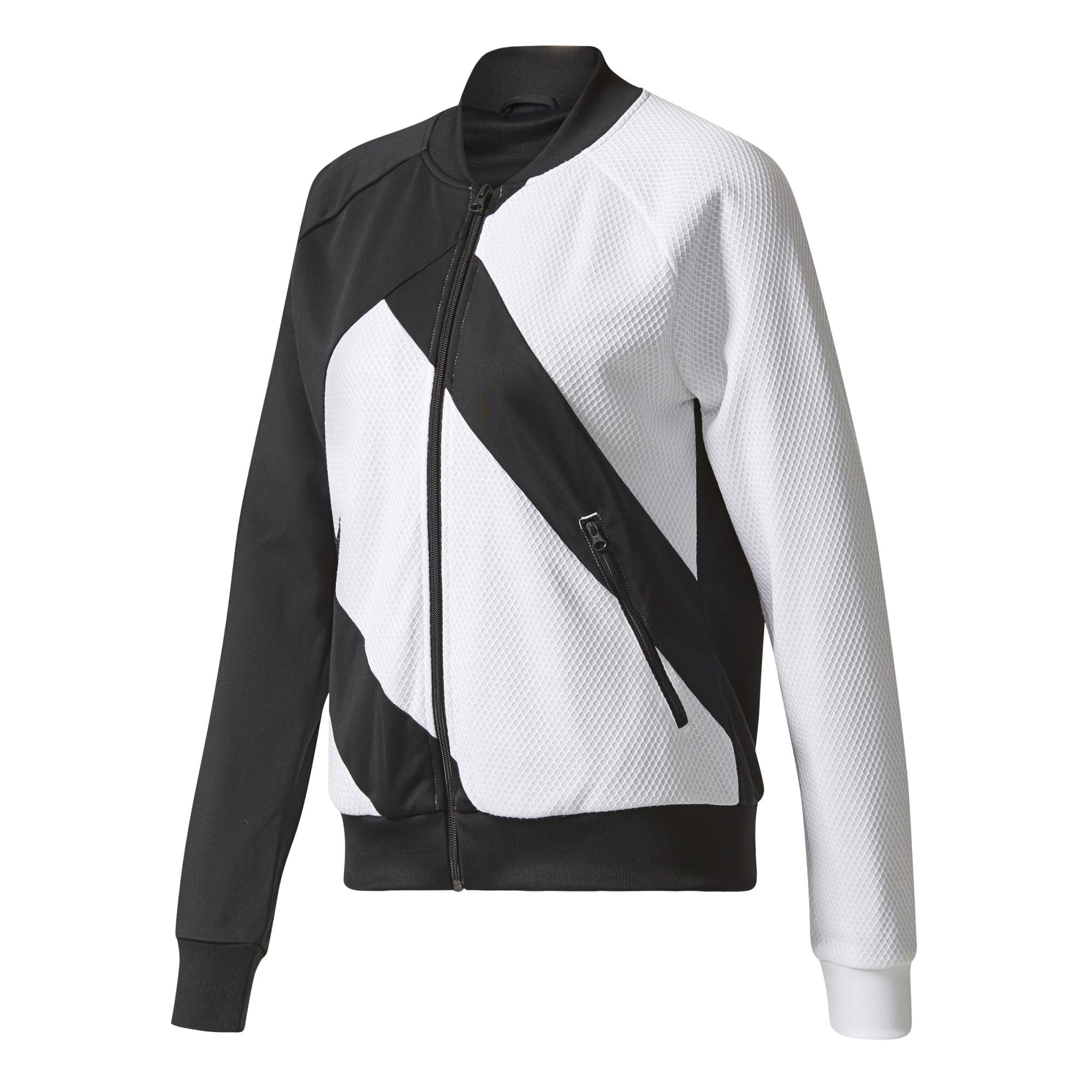 Adidas Originals Equipment Superstar Track Top W (black white) 10ecd1fdfe479