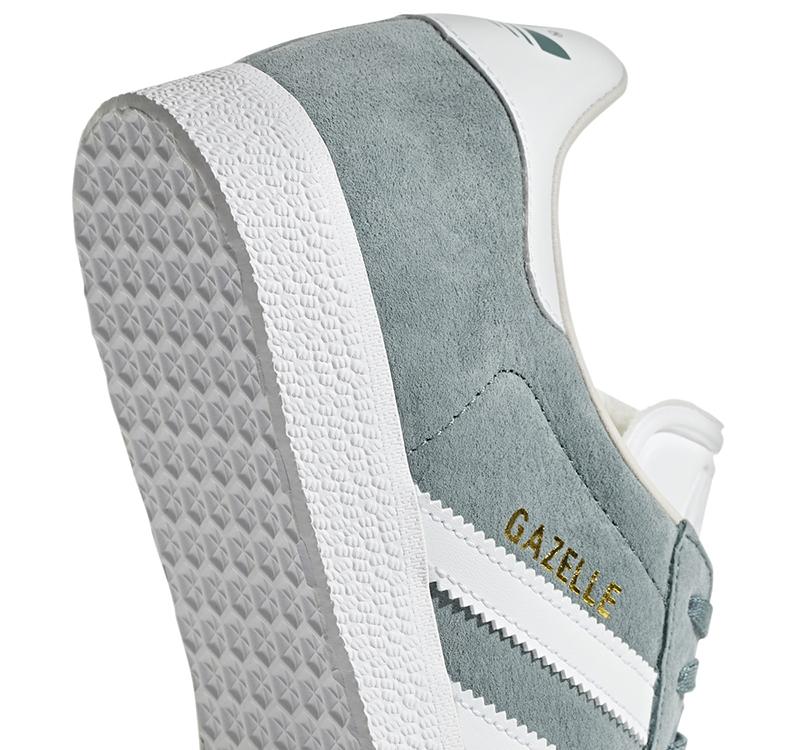 adidas gazelle gris raw