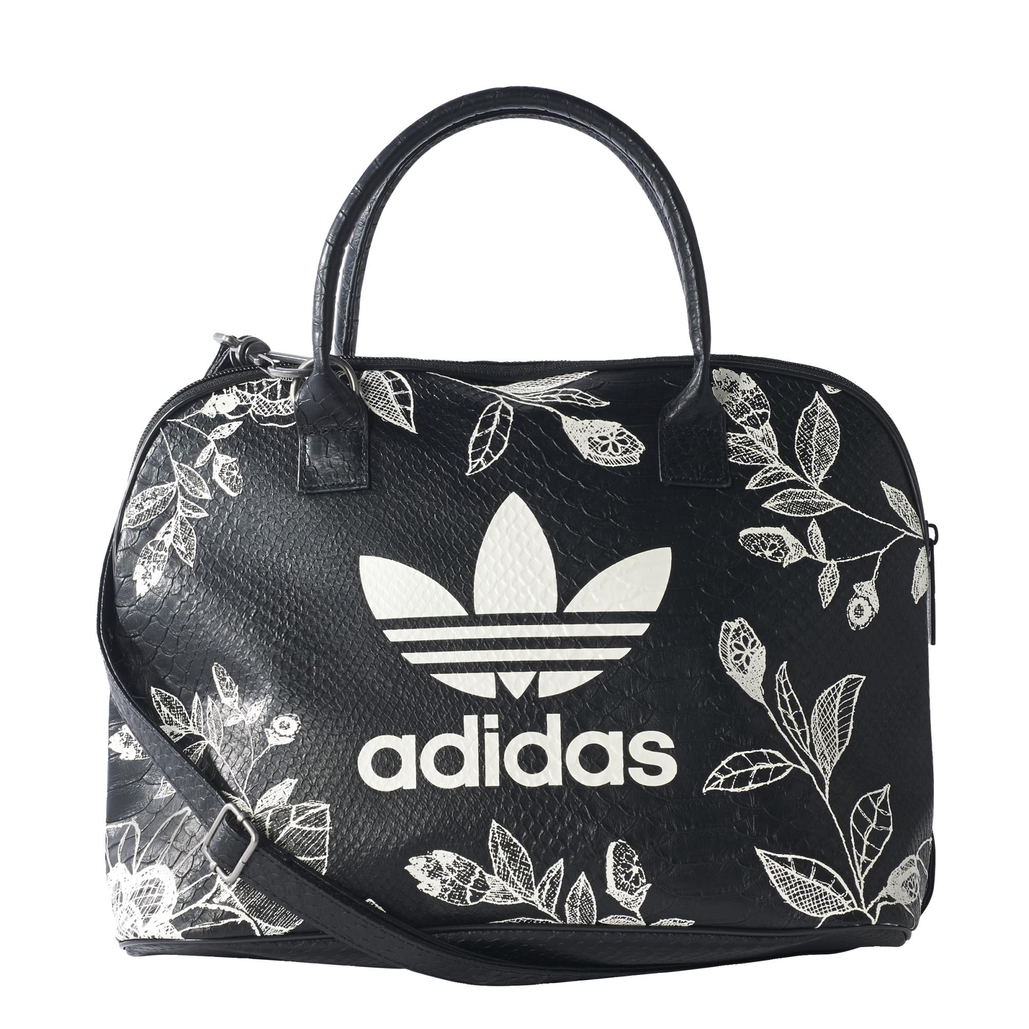 dc31913a6934 Adidas Originals Giza Bowling Bag (black white). Oferta 15%