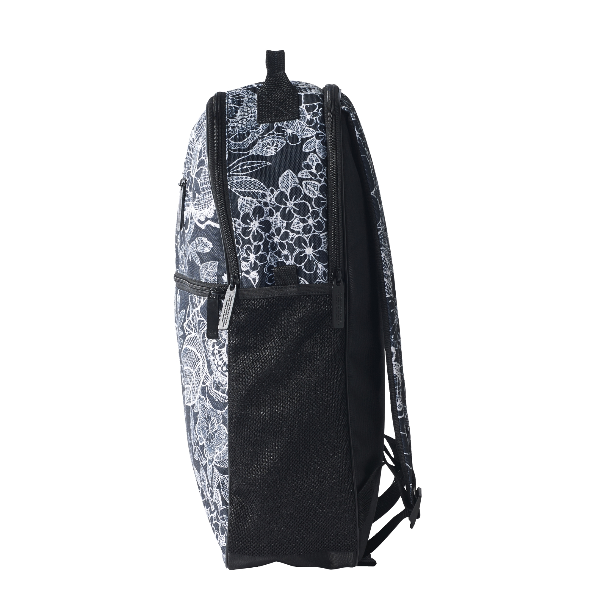 233757bb2342 Adidas Originals Giza Farm Essential Backpack (black white)