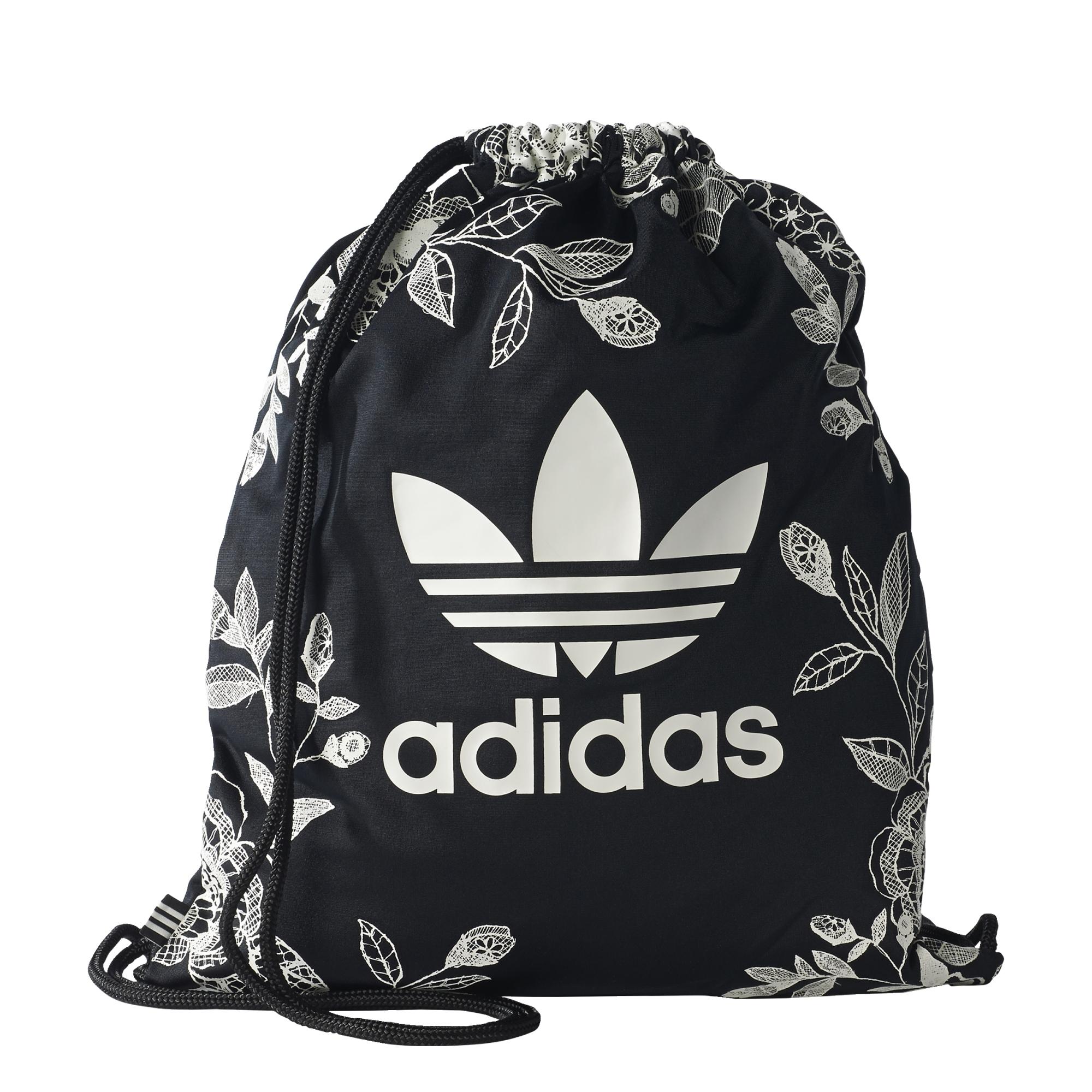 Adidas Originals Giza Gymsack (black white). Oferta 13% d61f1d6e724