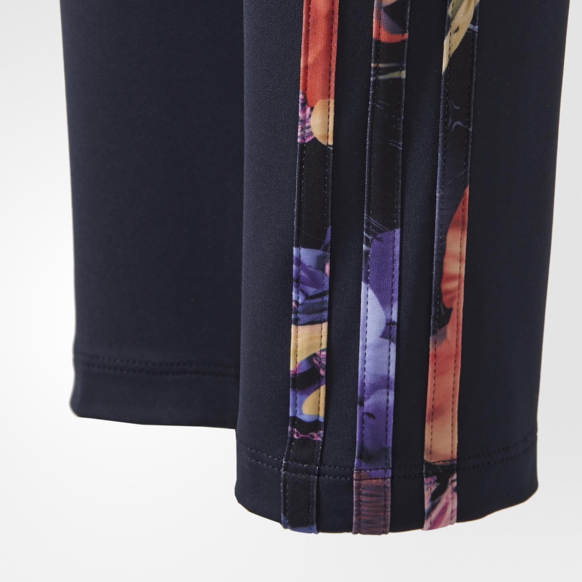 Adidas originals rose leggings legend inkmultcolor