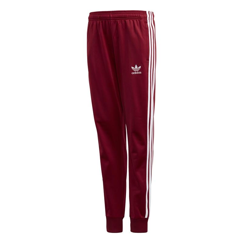 Adidas Originals SST Pants Junior (Collegiate Burgundy) d7291216ac0