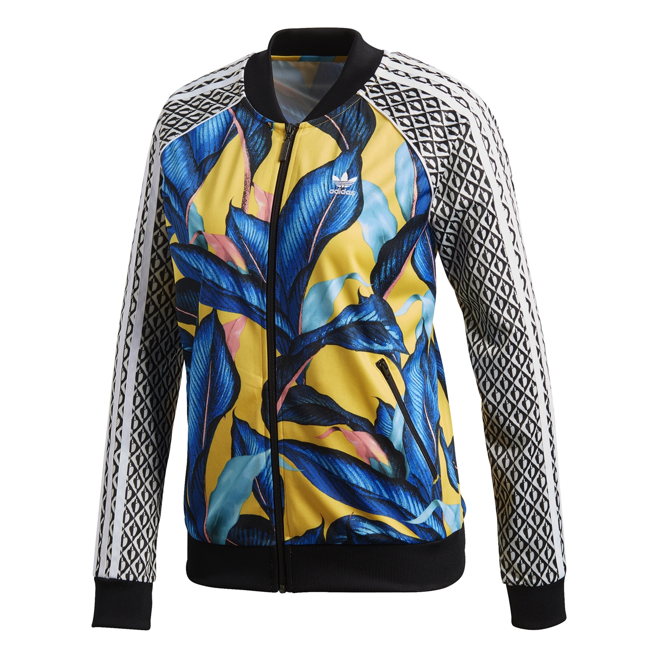 Originals Tropical multicol Jacket Adidas W Sst Track Passinho AZdgwfRqn