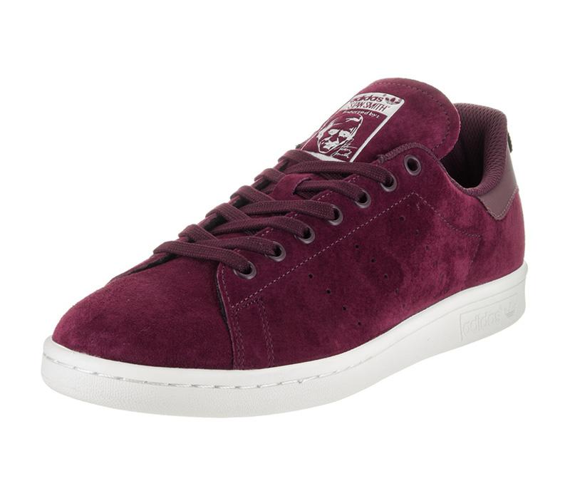 f02142a53ea05 Adidas Originals Stan Smith (maroon ftwr white)