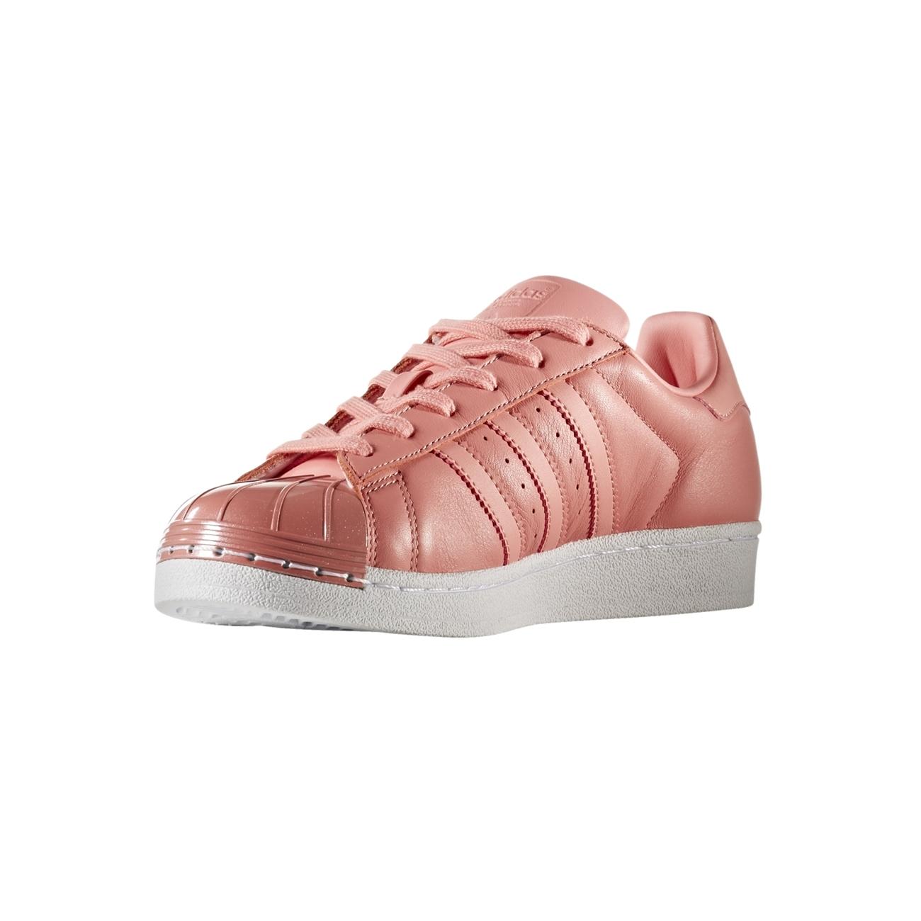 adidas superstar 80s rose