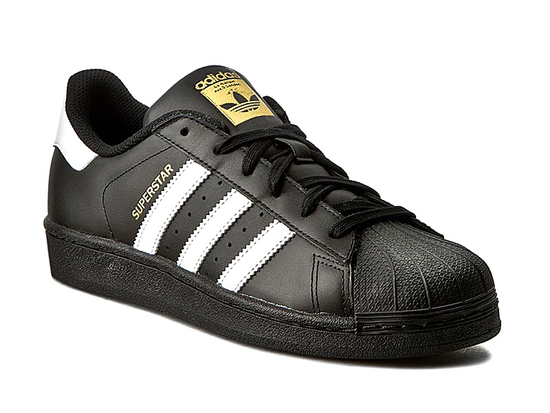 c8cc7af7bf4 Adidas Originals Superstar Foundation (Core Black/Footwear White)
