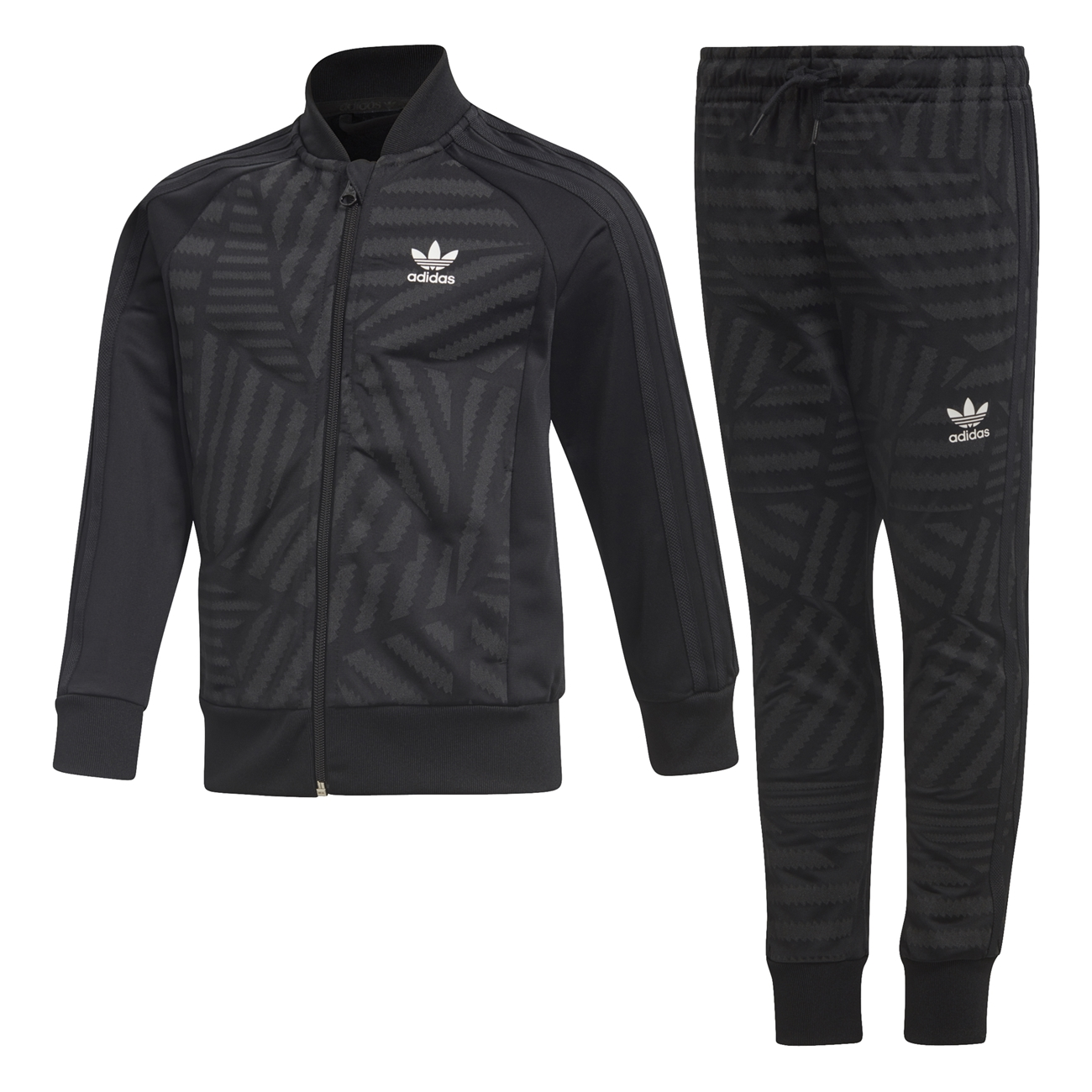 Adidas Originals Superstar Graphic Tracksuit Kids 3b3618e21d6f8