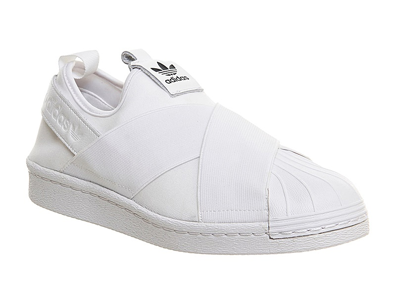 c9bf5c851f9 Adidas Originals Superstar Slip On W (White)
