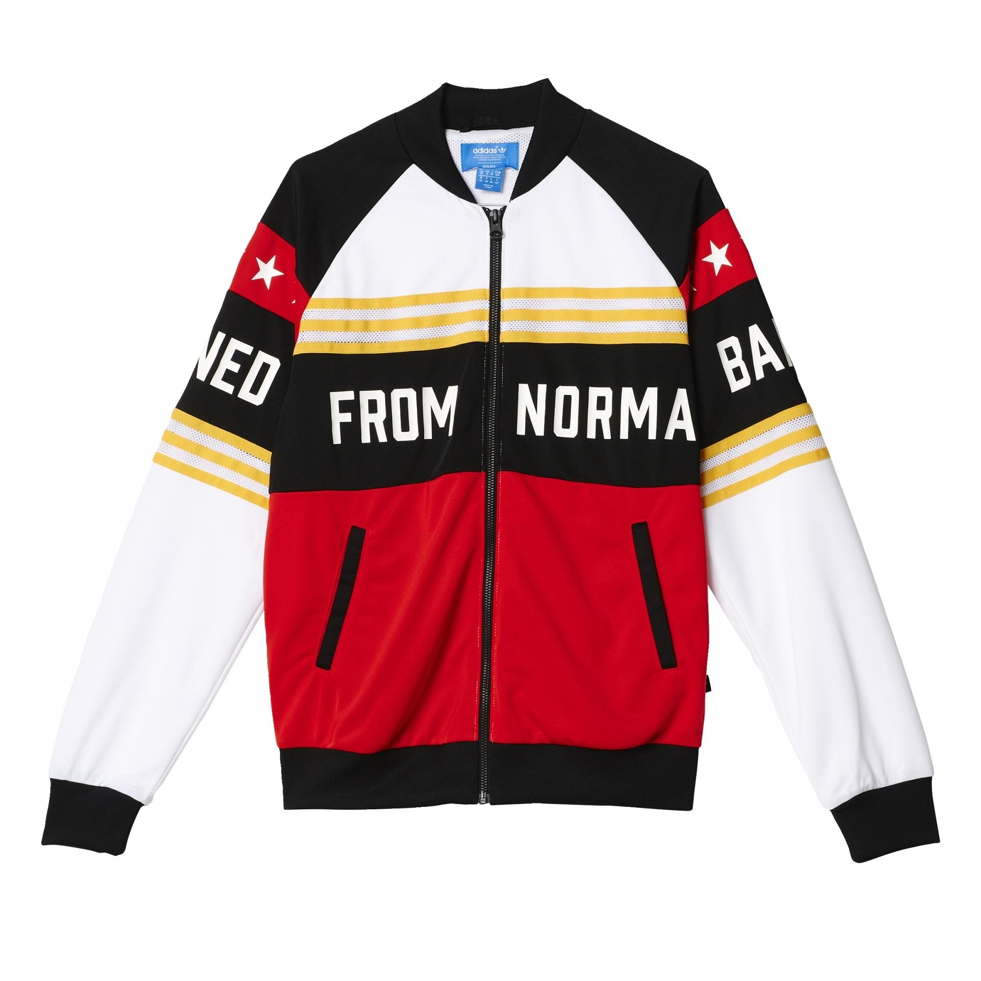 realidad Salón de clases perturbación  Adidas Originals Track Jacket Rita Ora