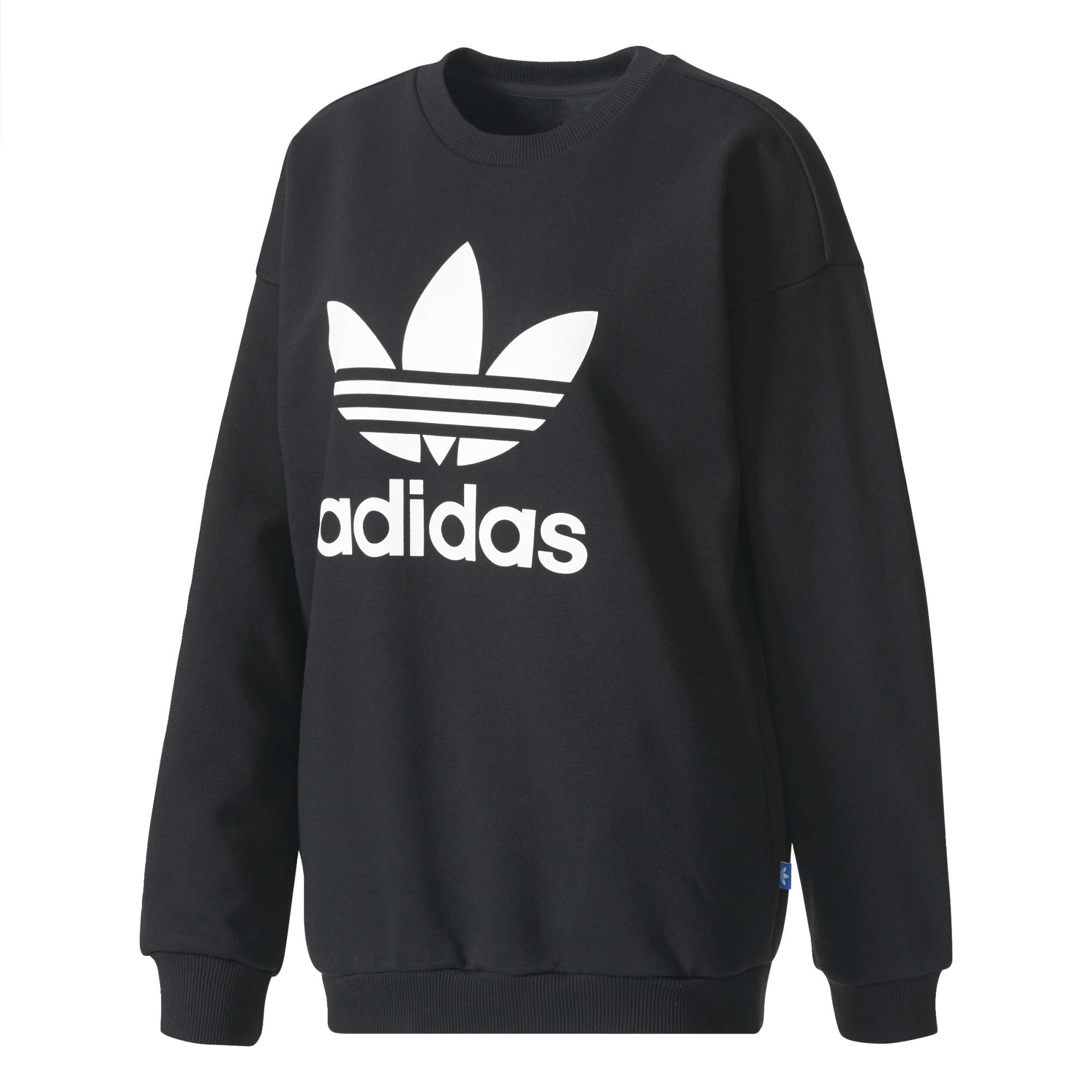 Originals Trefoil black Sweatshirt Adidas W Cx4YwqqX