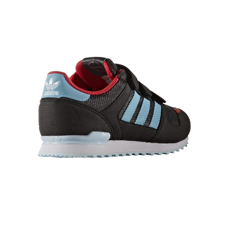 low priced 3b524 ad145 Adidas Originals ZX 700 CF C (negro azul), ...