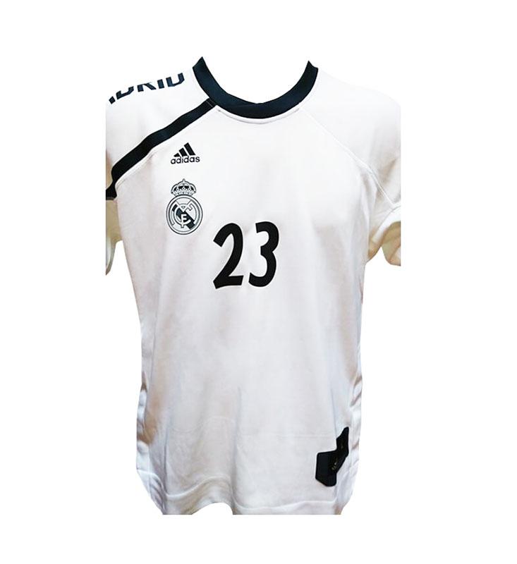 estilo de moda de 2019 construcción racional Estados Unidos Adidas Real Madrid Shooter Jersey Llull - manelsanchez.com