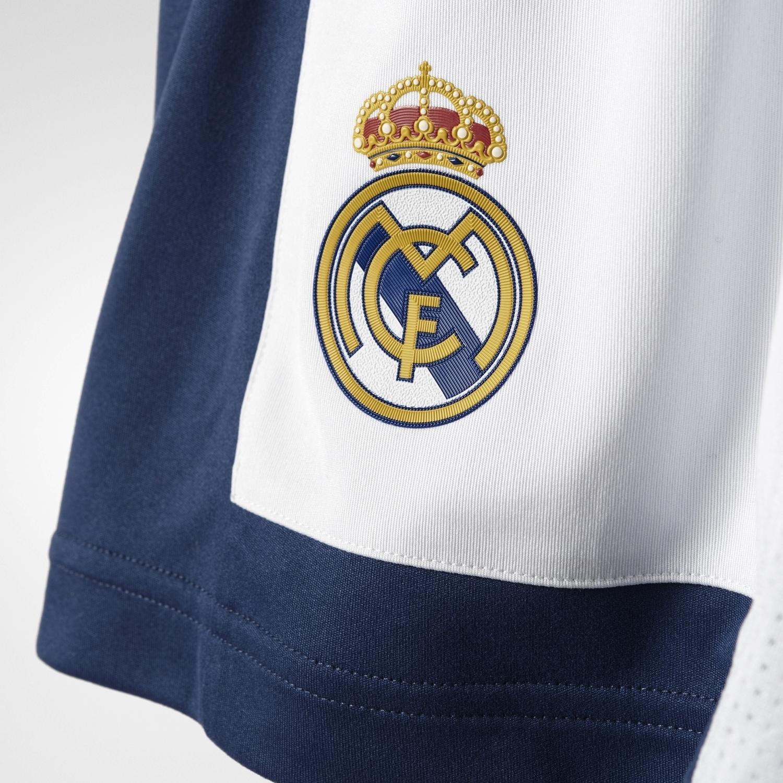 ... Adidas Short Basket 1º Equipacion Niñ  Real Madrid 2016 17  (Balcri Mornat) 655a8ce112cae