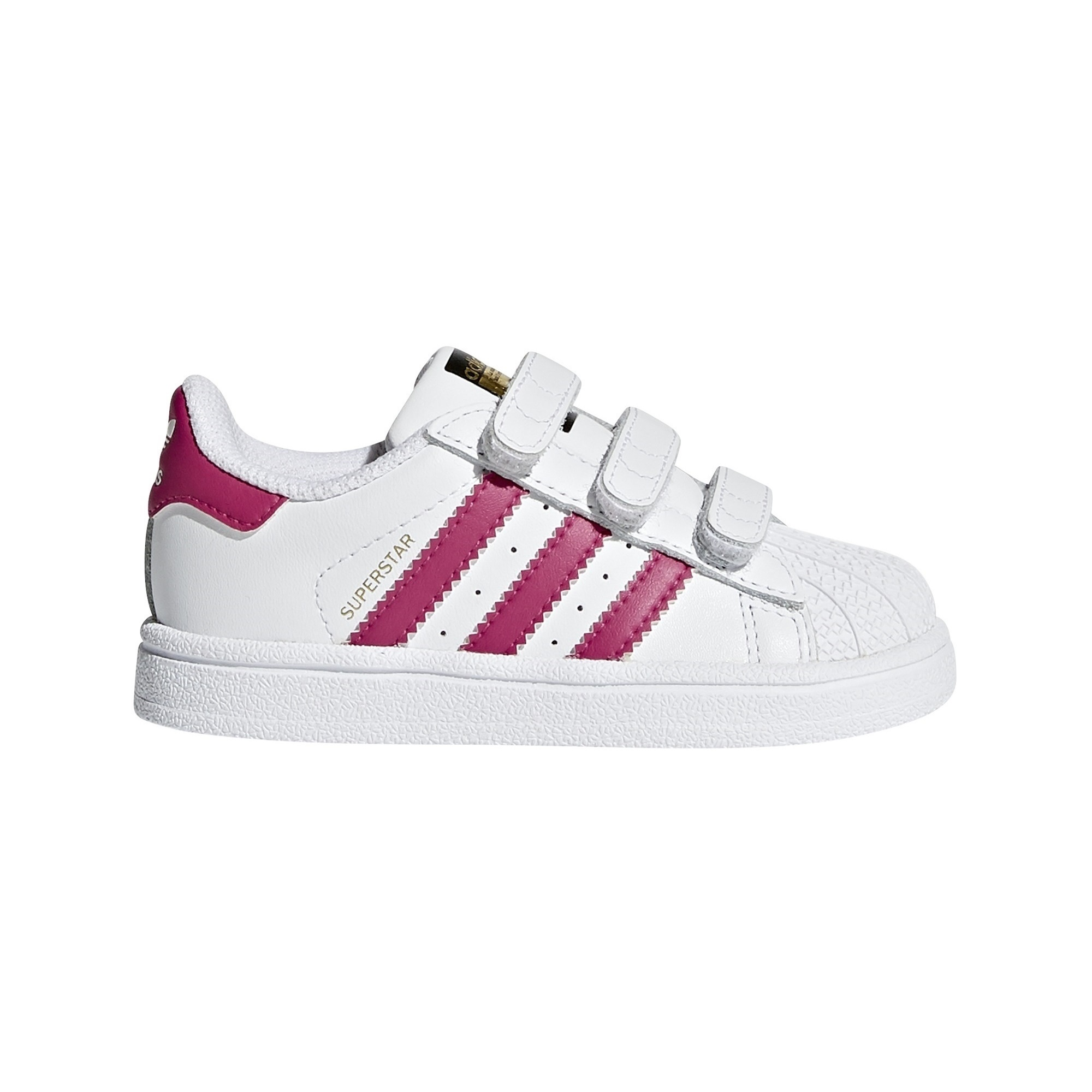more photos f36b1 ac26b Adidas Superstar CF Infants Pink