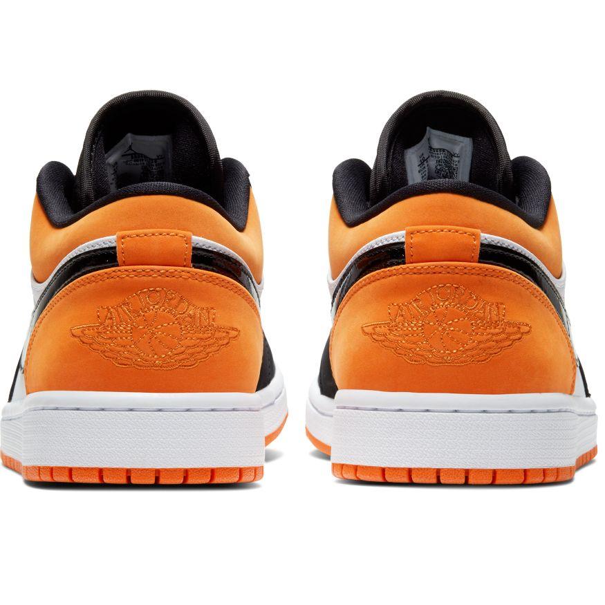 air jordan 1 low naranja