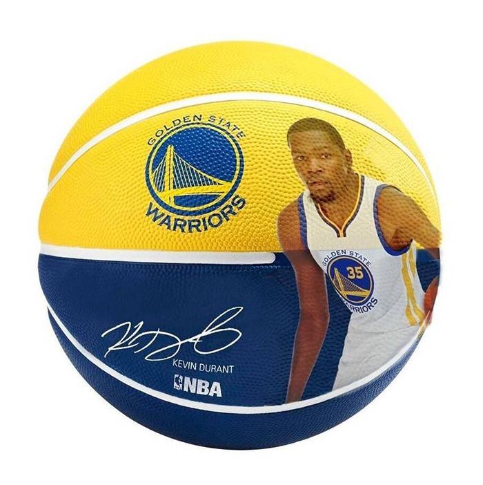 BALÓN NBA PLAYER KEVIN DURANT GOLDEN STATE (TALLA 7) abd33bef605