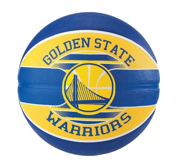 Balón NBA Team Golden State Warriors (Talla 5) 43ad55beb7e