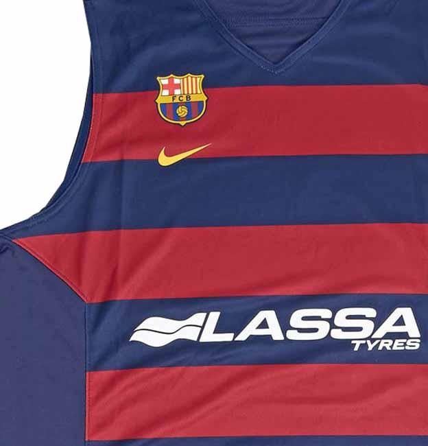 ... Img 2 Camiseta Réplica Basket FC Barcelona (421 azul grana) 4920a7438c2