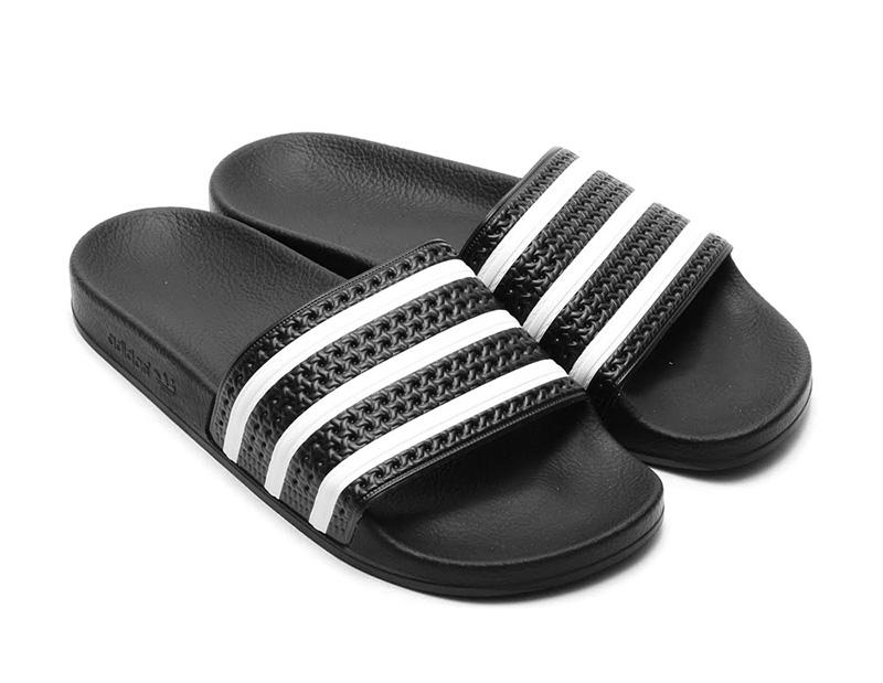 7b383fac815 Adidas Originals Adilette (negro blanco) - manelsanchez.com