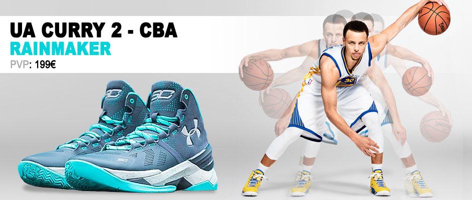 UA Curry 2-CBA Rainmaker