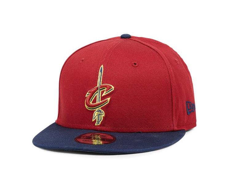 1bb3ea602bbcd Gorra NBA Cleveland Cavaliers 9Fifty - manelsanchez.com