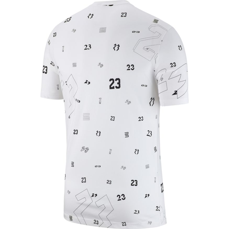 sports shoes cc334 31215 Jordan 23 Printed T-Shirt (100), Img 1