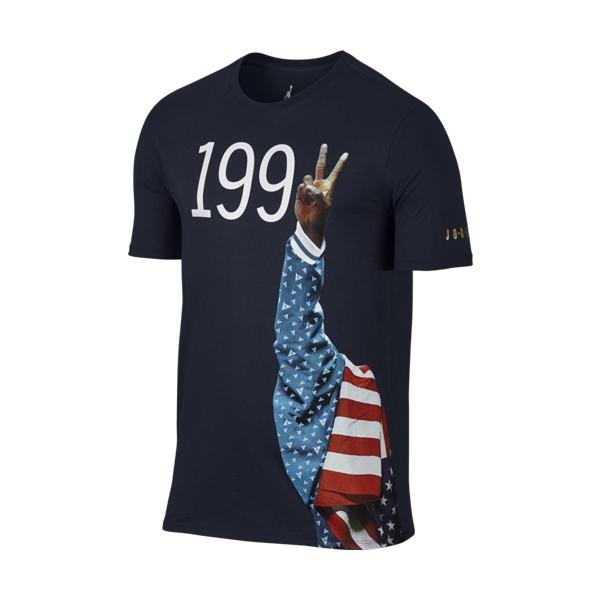 air jordan camiseta