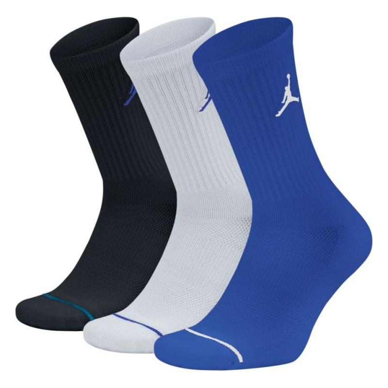 d80c45666197e Jordan Jumpman Crew Socks 3 Pack (023) - manelsanchez.com