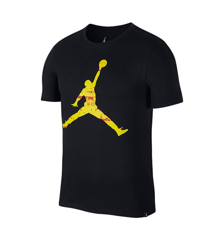 66411cc50bb Jordan Last Shot Graphic Logo T-Shirt (010)