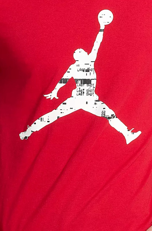 2dd7eba8f86 Jordan Last Shot Graphic Logo T-Shirt (687), Img 1