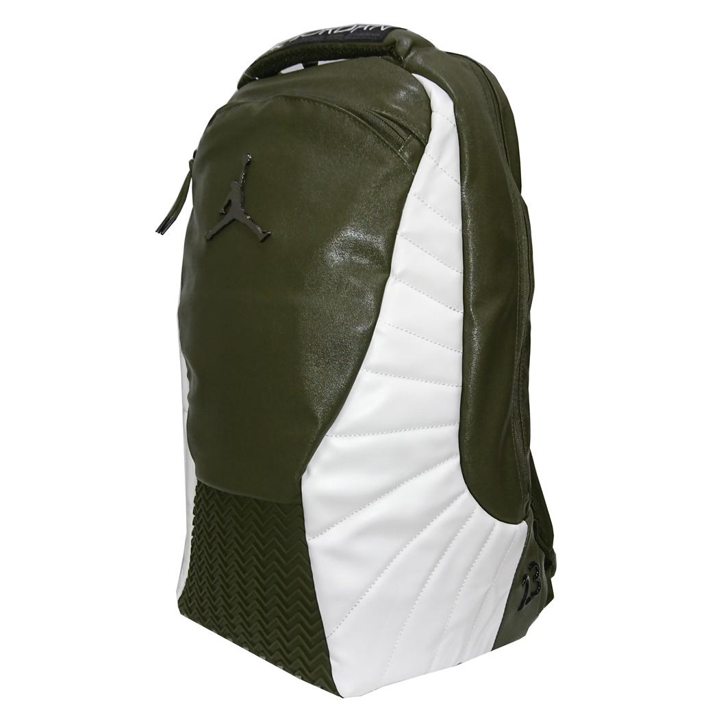 ... nostalgic  release date  99e9c 7a9e3 Jordan Retro 12 Backpack (Olive  Canvas) - manelsanchez. ... d24bd94eaa