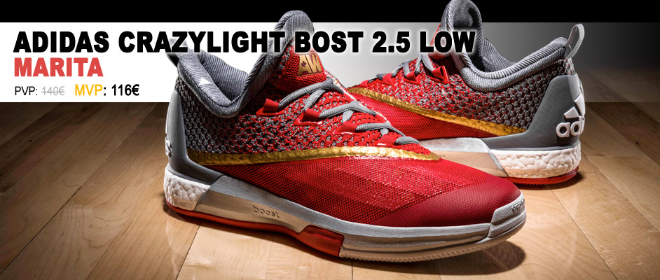 Adidas Crazylight Boost 2.5 Low PE AW Marita