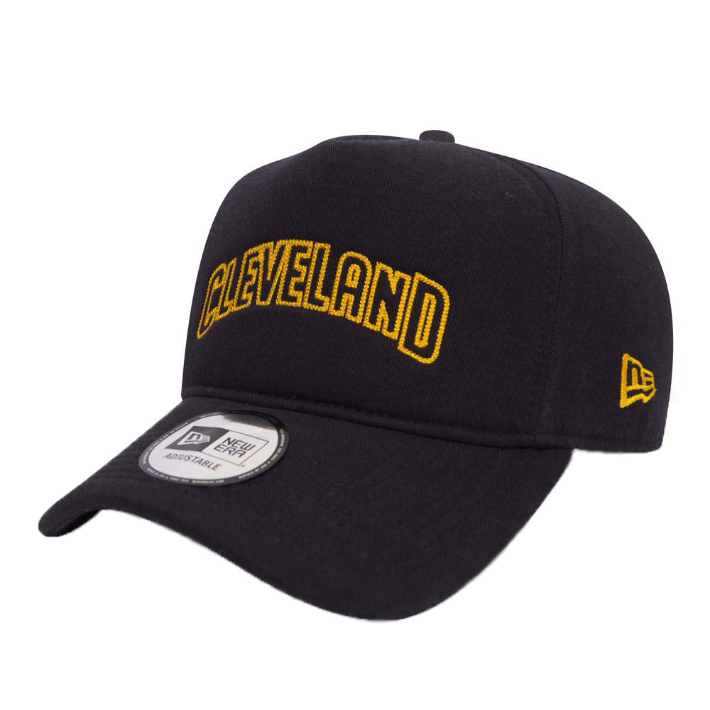 New Era Chain Stich a Frame 9Forty Cleveland Cavaliers a2f01ca839c