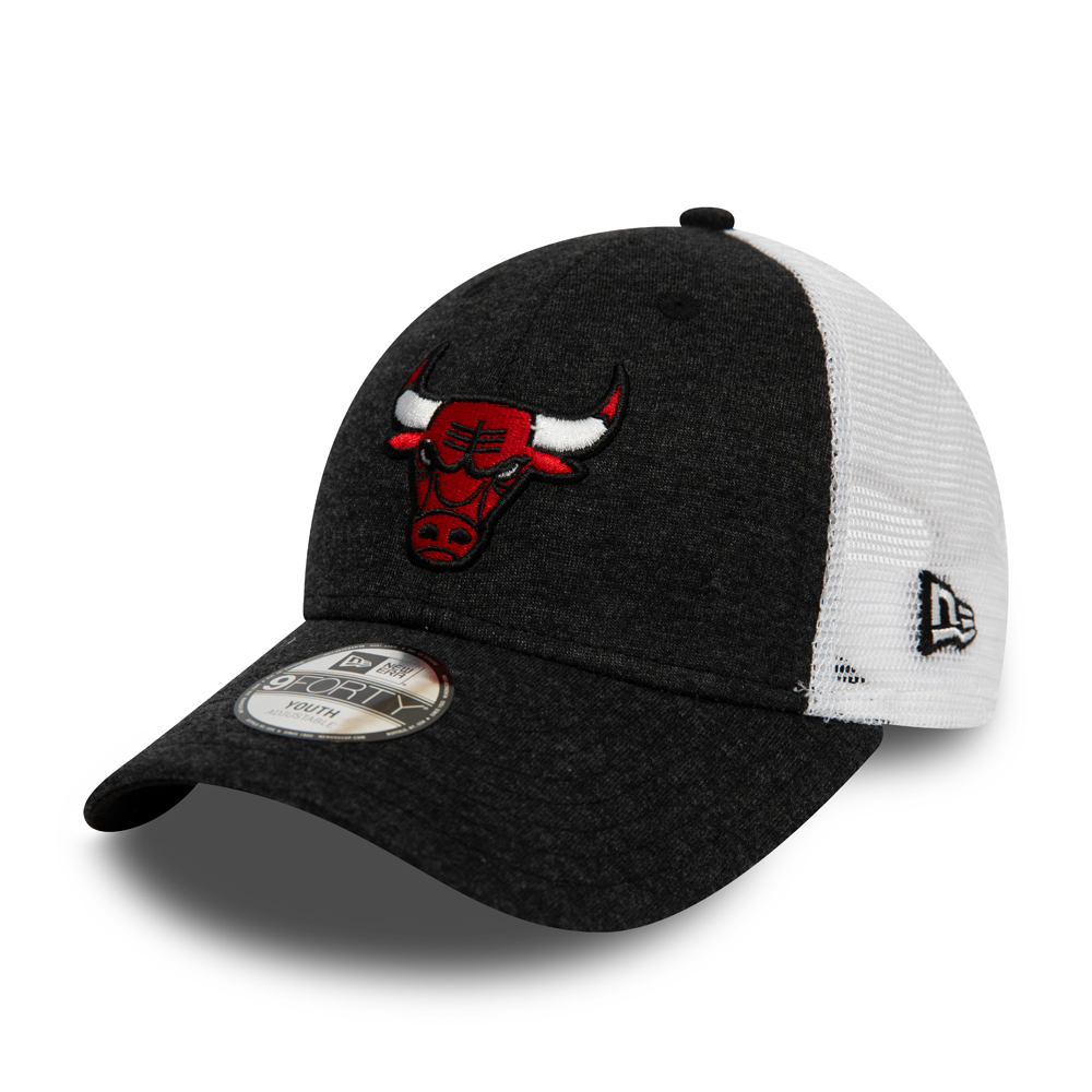 f2fe220d03a New Era Chicago Bulls Summer League 940 Trucker Cap K Youth