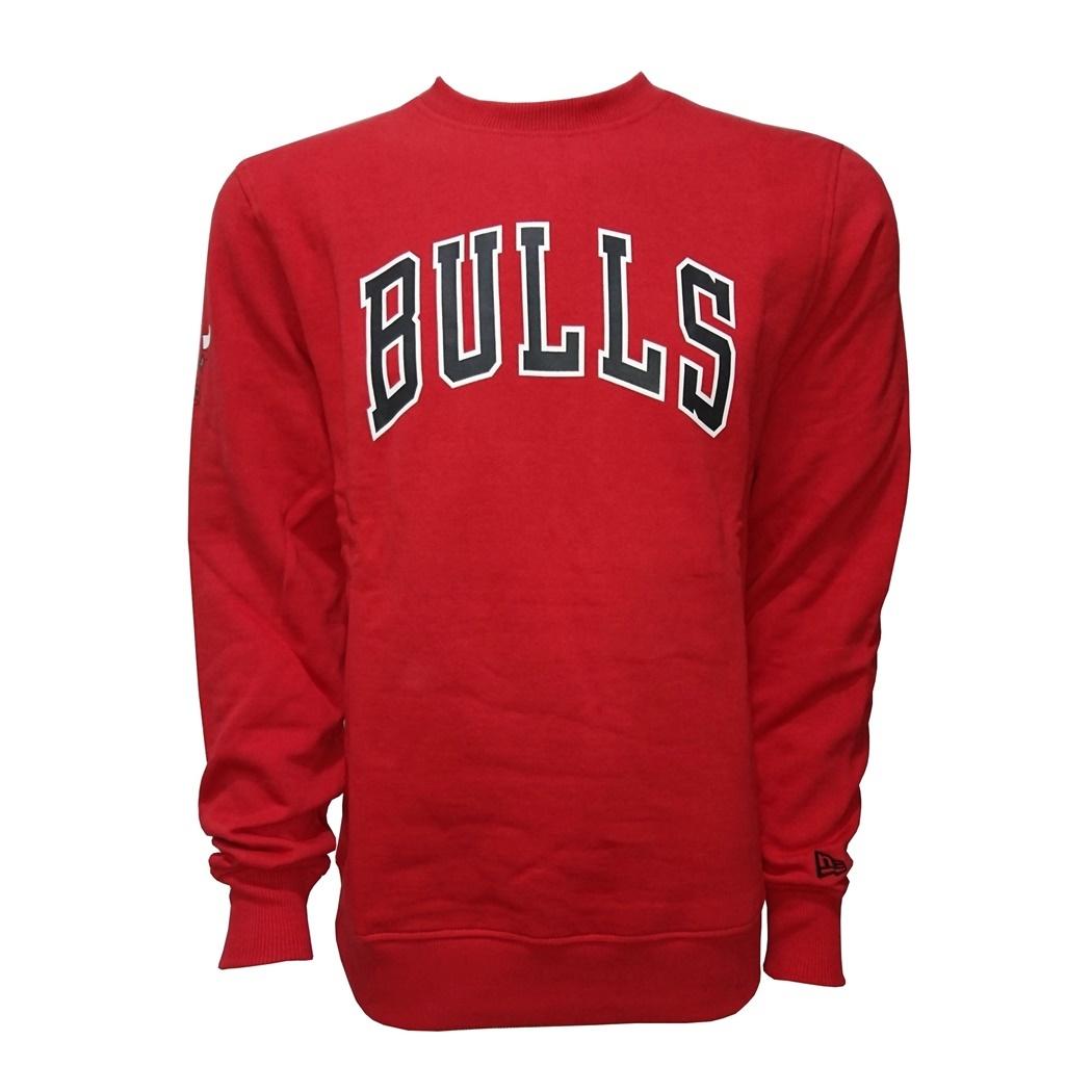 a7b70a971e7e1 New Era Chicago Bulls Team Crew Neck - manelsanchez.com