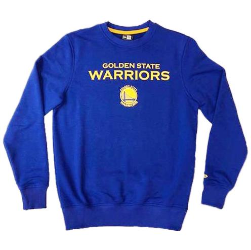 2d09d367a45d8 New Era Golden State Warriors MJB Tip Off Crew Sweat