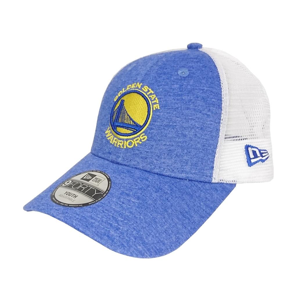 best cheap 2005a 74d77 New Era Golden State Warriors Summer League 940 Trucker K Youth