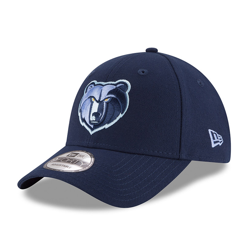 New Era Memphis Grizzlies The League 9FORTY 4219b2f7a59