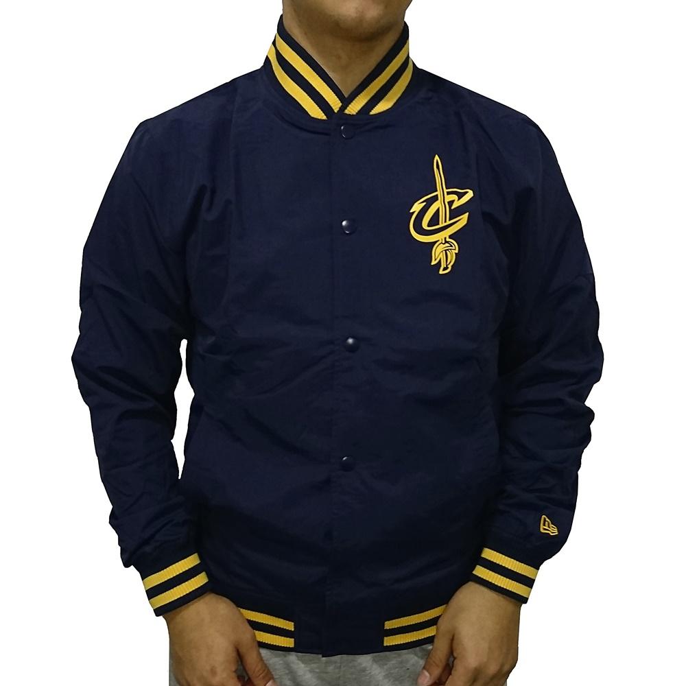 382112692eb57 New Era Team Cleveland Cavaliers Pop Logo Varsity Jacket
