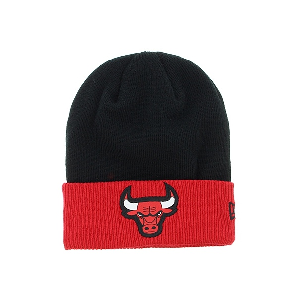 New Era Team Rib Knit OTC Chicago Bulls c1e464ef5c0