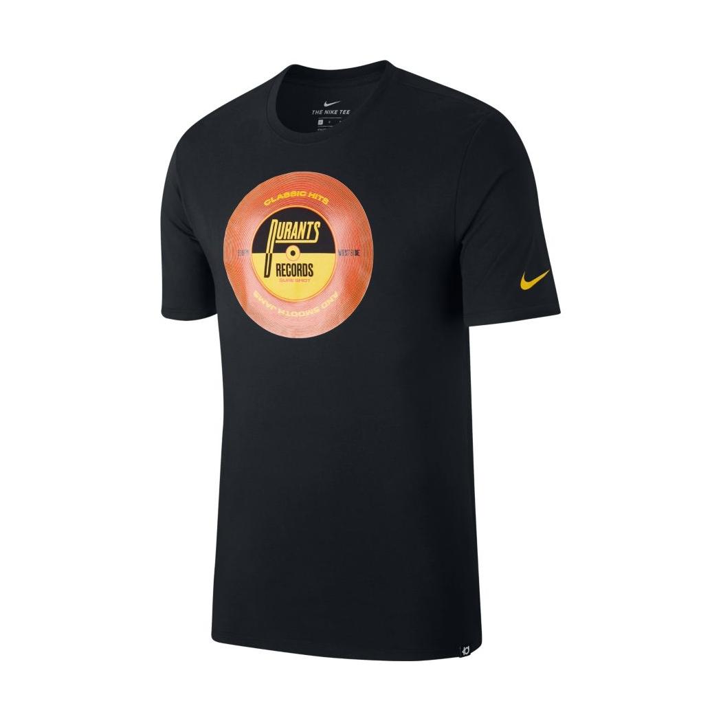 Nike dry kd t shirt classic hits 010 for Kd t shirt nike