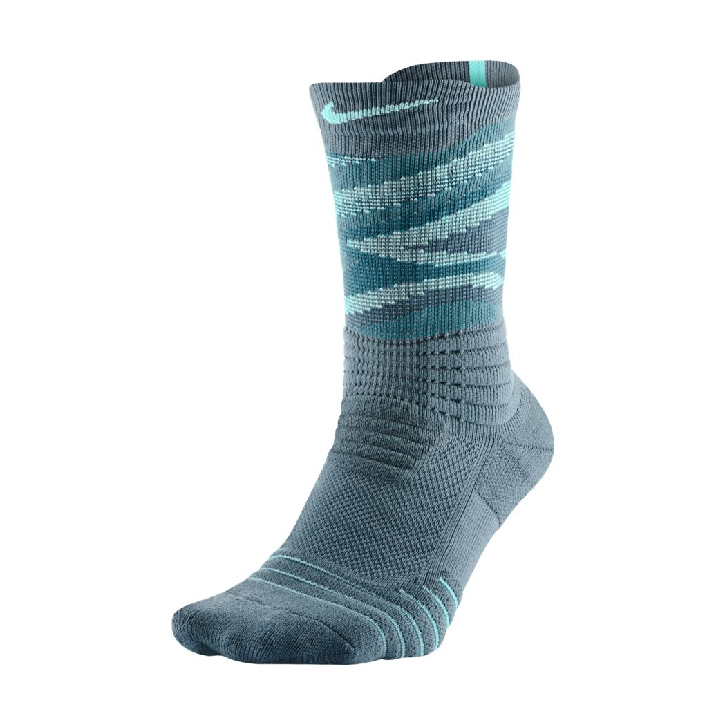 Nike Elite Versatility Crew Basketball Socks (374)