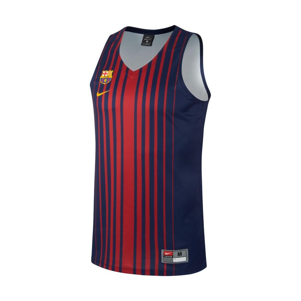 online retailer 66f53 596f0 Nike FC Barcelona Basketball Réplica 17/18 (421)