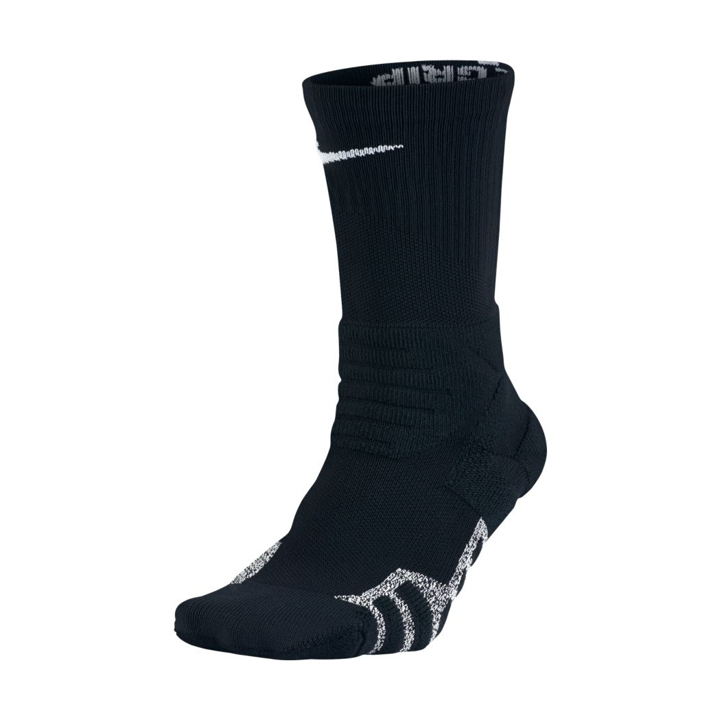 Nike Grip Power Crew Basketball Socks (010)