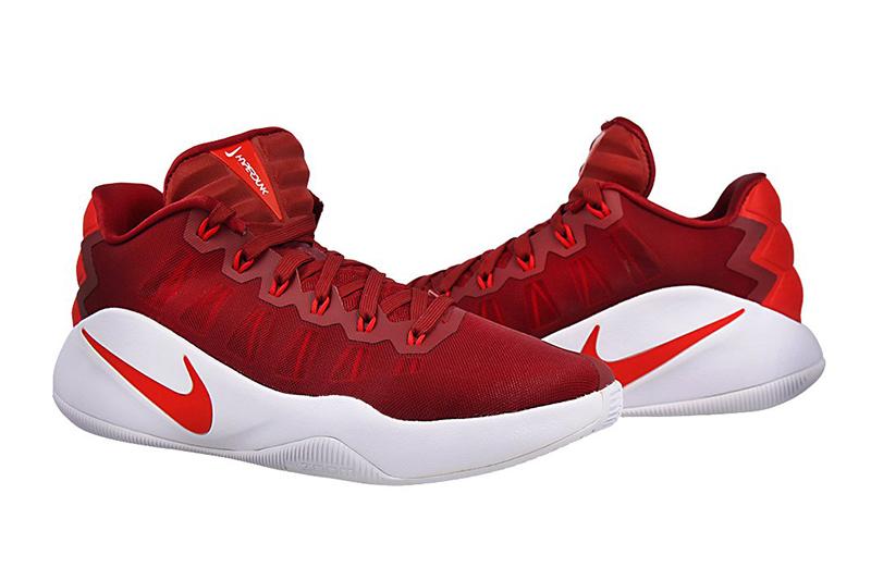 Nike Hyperdunk 2016 rojas