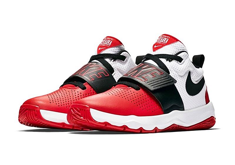 cheap for discount abcea 2c6c5 Nike Team Hustle D 8 (GS)