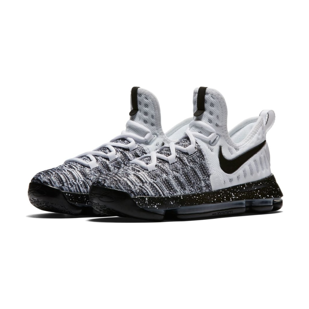 best service 3d3e0 421a1 nike-zoom-kd-9-gs-mini-oreo-100-white-black-1.jpg