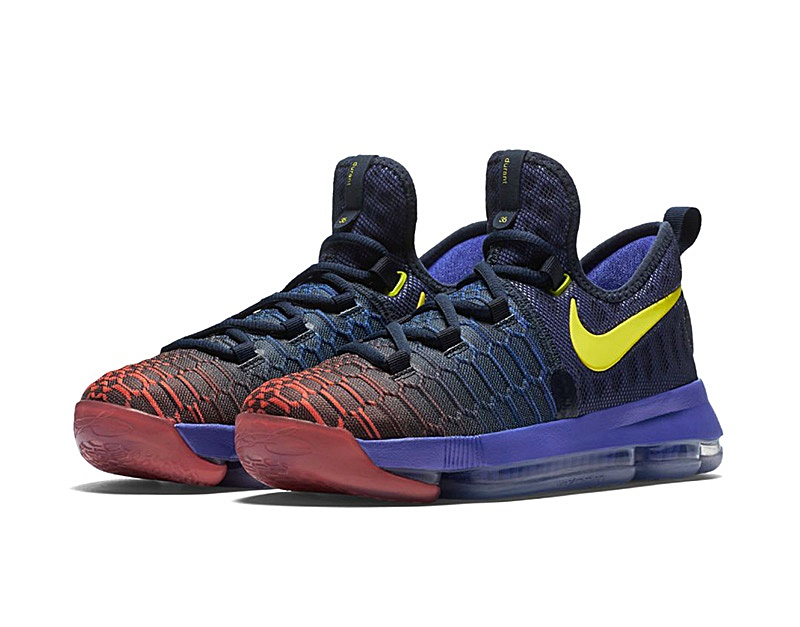 quality design 95a0d 284ac Nike Zoom KD 9 GS
